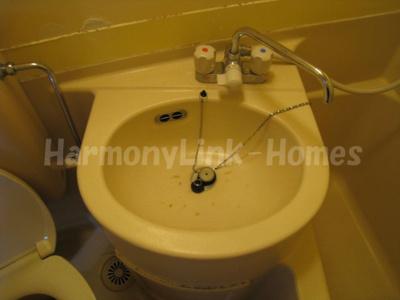 パインセンターハイツ池袋の洗面所★