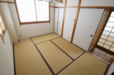 【和室】西村マンション