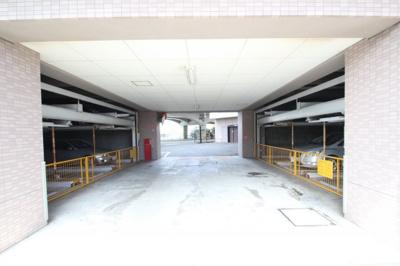 【駐車場】ダイアパレス海老名6階 2SLDKリノベーションマンション【仲介手数料無料】