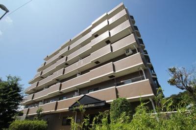 【外観】ロイヤルステージ海老名 1階 2LDKリノベーション済みマンション【仲介手数料無料】