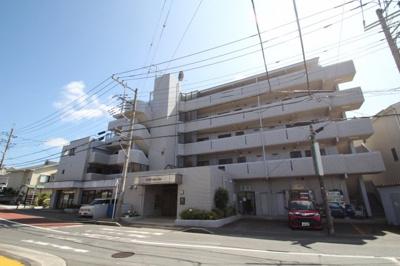 【外観】ナイスアーバン海老名2階 3DKリフォーム済みマンション【仲介手数料無料】