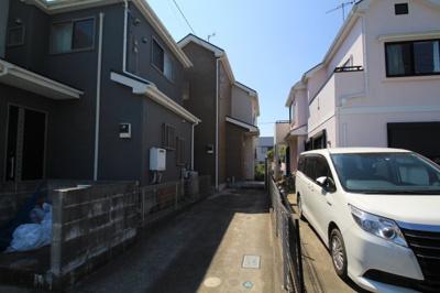 【外観】海老名市中野3丁目  リフォーム戸建て【仲介手数料無料】