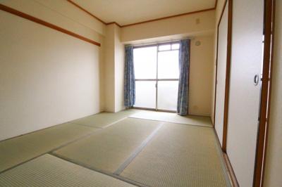 【寝室】上沢壱番館