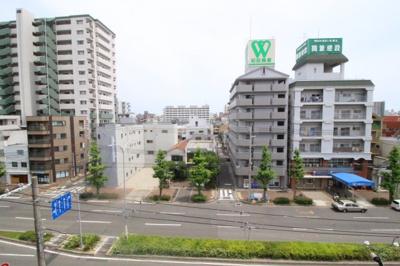 【展望】上沢壱番館
