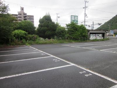 【前面道路含む現地写真】龍野町島田土地