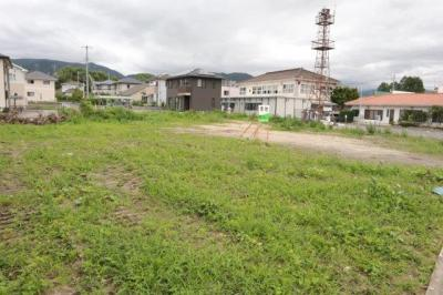 【外観】売土地 いわき市小川町高萩