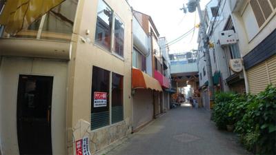 【外観】駒川5丁目松本店舗