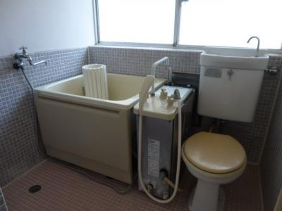 【浴室】コーポ小林