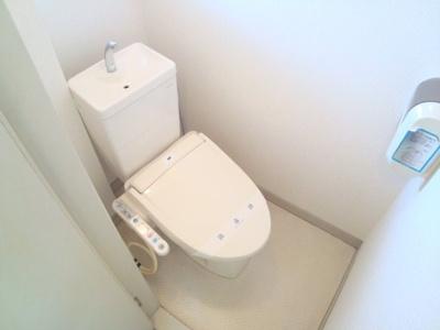 【トイレ】ヌーベルパーク城南