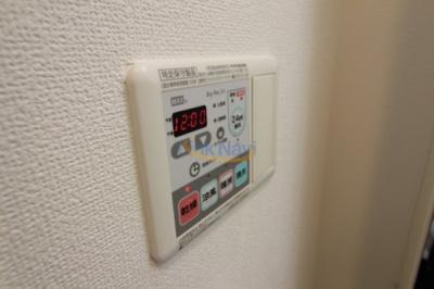 【浴室】レジュールアッシュ福島キューズ