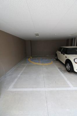 【駐車場】レジデンス福島Ⅱ