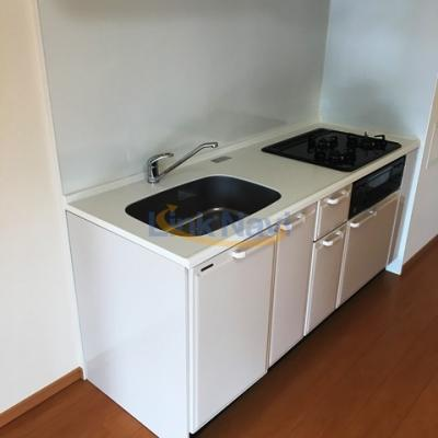 【キッチン】レジデンス西梅田