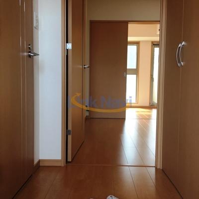 【玄関】レジデンス西梅田
