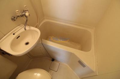 【浴室】ルミナス福島
