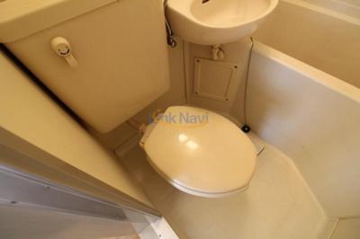 【トイレ】ルミナス福島