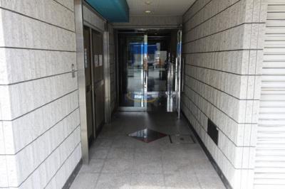 【エントランス】ルミエール海老江