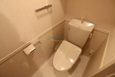 【トイレ】La Ruche