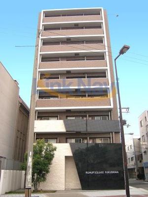 【外観】ラナップスクエア福島