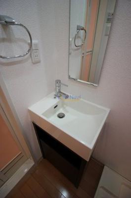 【洗面所】ラナップスクエア福島