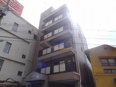 【外観】八幡ハイツ