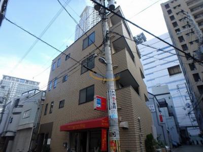 【エントランス】メゾン・ド・ヴィレしうん福島