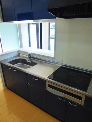 【キッチン】メゾンクラウン鷺洲