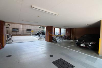 【駐車場】プレサンスセンターコア大阪