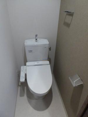 【トイレ】プランドール福島レジデンス