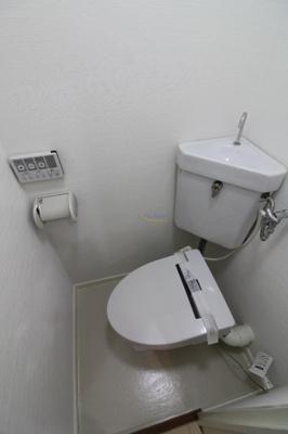 【トイレ】福島スカイハイツ