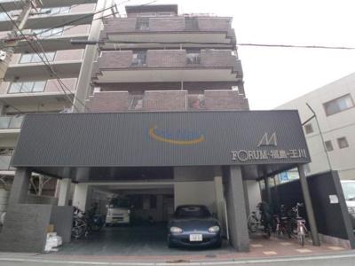 【外観】フォーラム福島・玉川