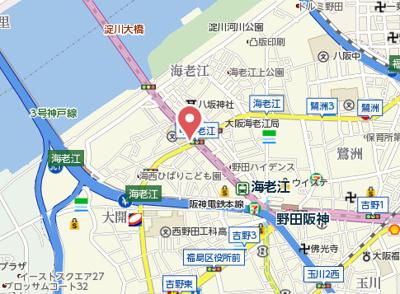 【地図】風雅