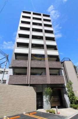 【外観】ファーストステージ福島パークサイド
