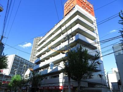 【外観】阪神ハイグレードマンション12番館