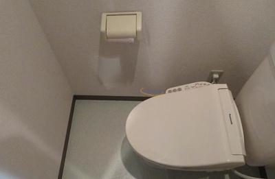 【トイレ】阪神ハイグレードマンション12番館