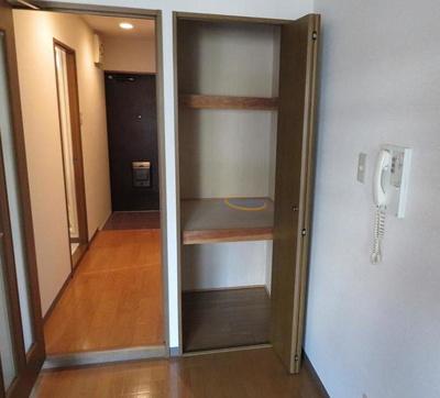 【収納】阪神ハイグレードマンション12番館