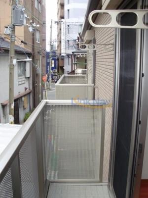 【バルコニー】パル福島