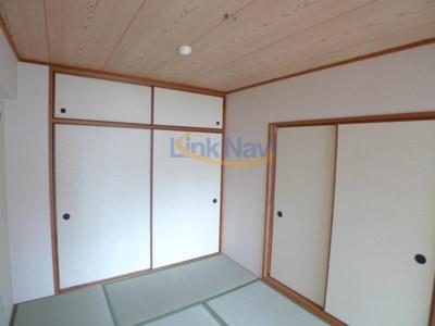 【寝室】阪神ハイグレードマンション3番館