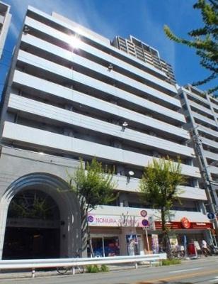 【外観】阪神ハイグレードマンション3番館