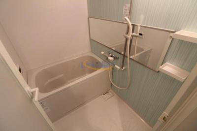 【浴室】パークサイド鷺洲