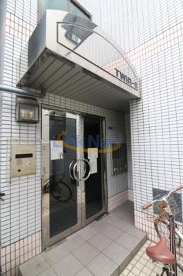 【エントランス】ツリガミ海老江ツインビルパートⅠ・Ⅱ