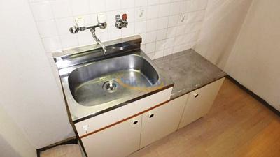 【キッチン】ツリガミ海老江ツインビルパートⅠ・Ⅱ