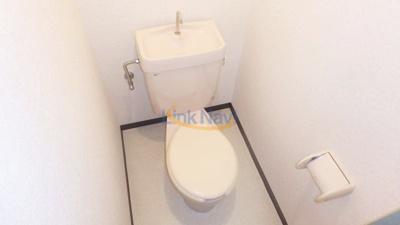 【トイレ】ツリガミ海老江ツインビルパートⅠ・Ⅱ