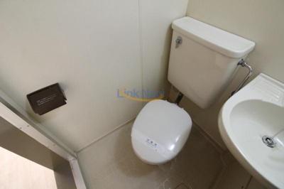 【トイレ】セイワパレス福島