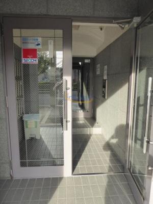 【エントランス】ジュネス福島