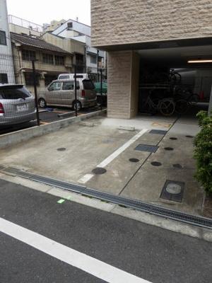 【駐車場】ジュネーゼグラン福島Noda