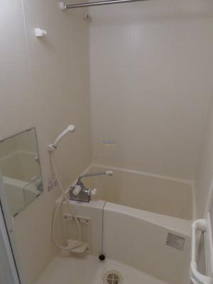 【浴室】ジュネーゼグラン福島Noda
