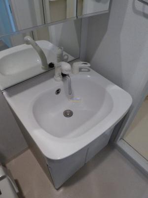 【洗面所】ジュネーゼグラン福島Noda