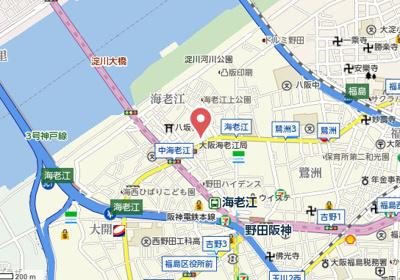 【地図】シャイニング福島離宮