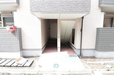 【エントランス】シナジーコート野田阪神