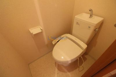 【トイレ】サンフレスカ福島